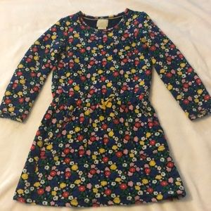 Mini Boden Girls Quilted Sweatdress